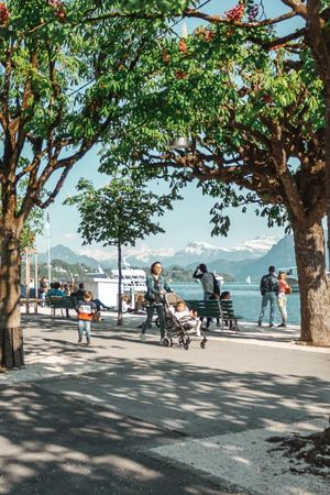Luzerner Seepromenade
