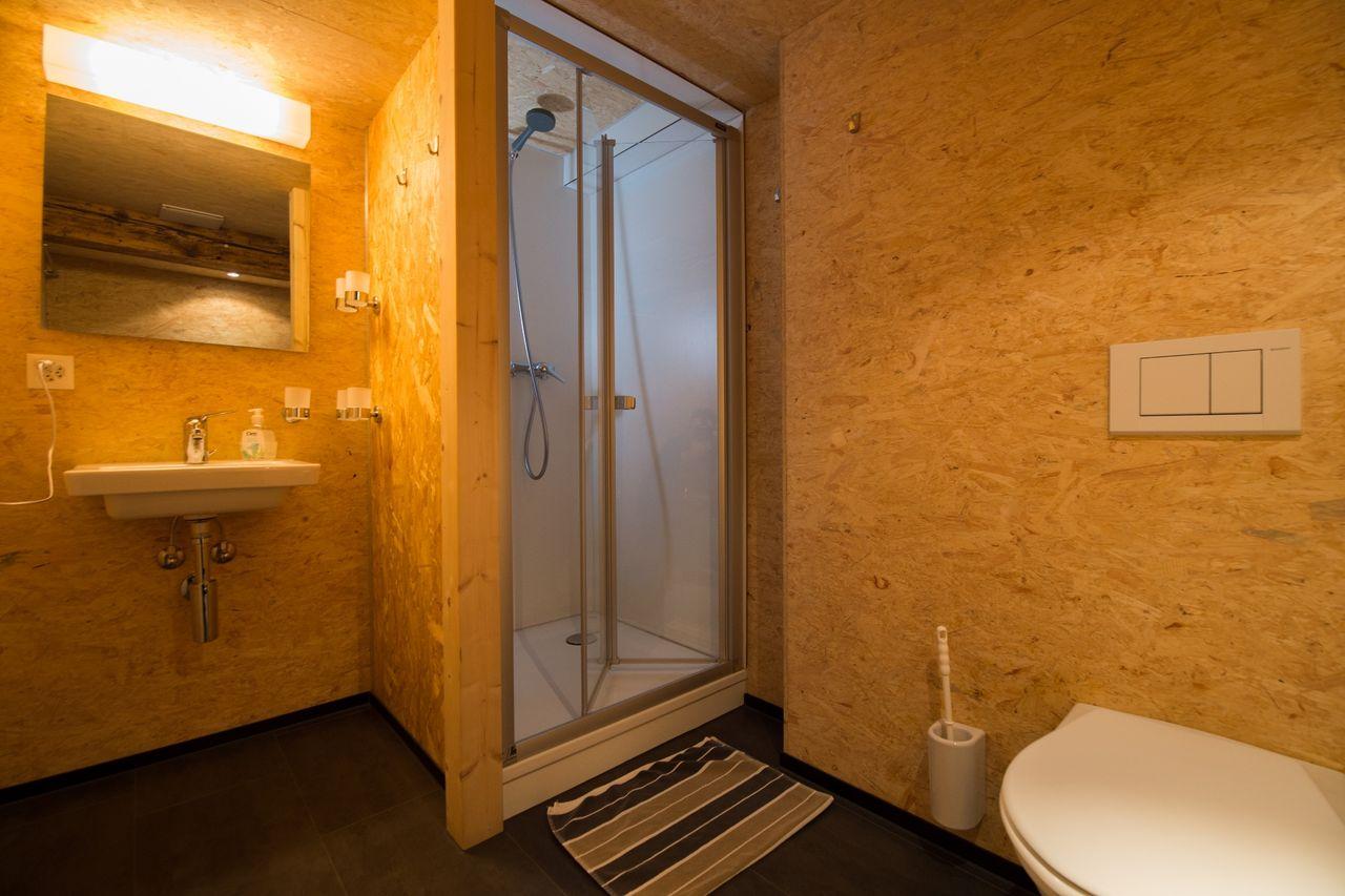 Sust Lodge am Gotthard