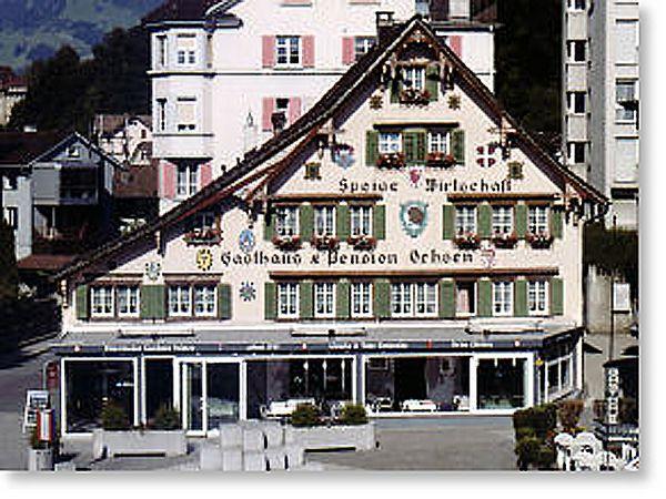Gasthaus Ochsen - Brunnen