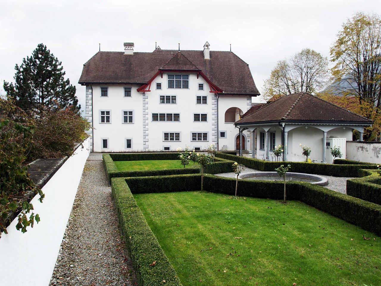 Winkelriedhaus Stans