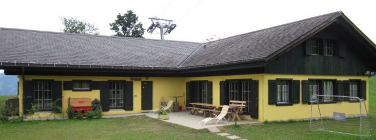 Gruppenhaus Rotiflue