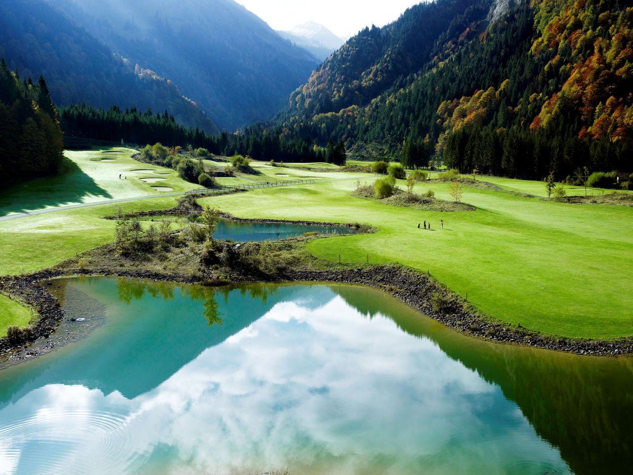 Golf Course Ybrig