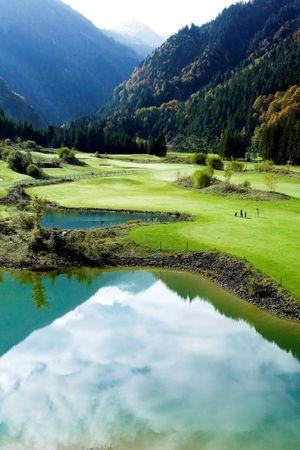 Golfplatz Ybrig