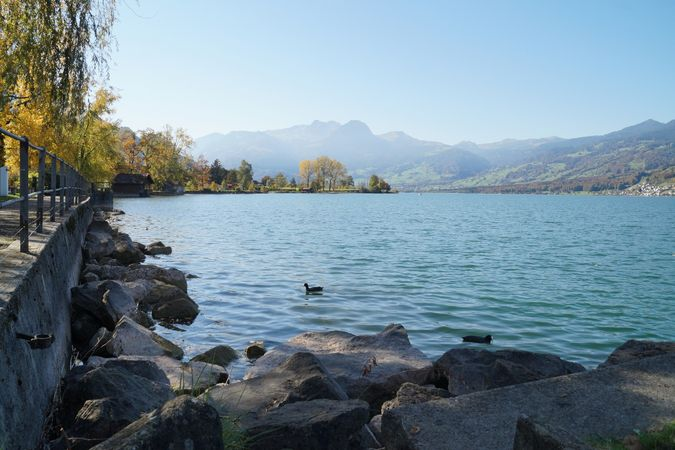 Seeweg Sachseln - Giswil