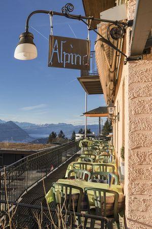 Hotel Alpina, Rigi Kaltbad GmbH