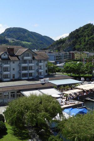Hotel Winkelried, Stansstad (vorübergehend geschlossen)