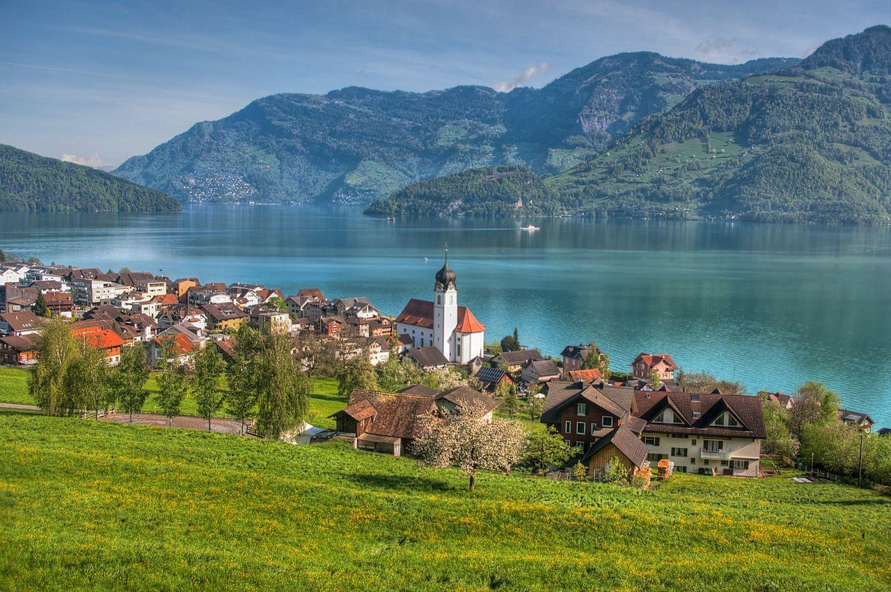 Klewenalp Via Urschweiz