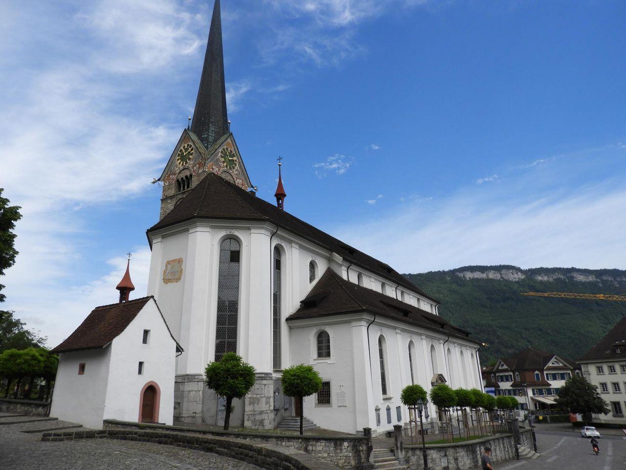 Tours of Stans village