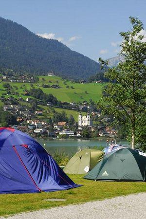 Seefeld campsite