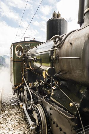 Rigi Nostalgische Dampffahrten