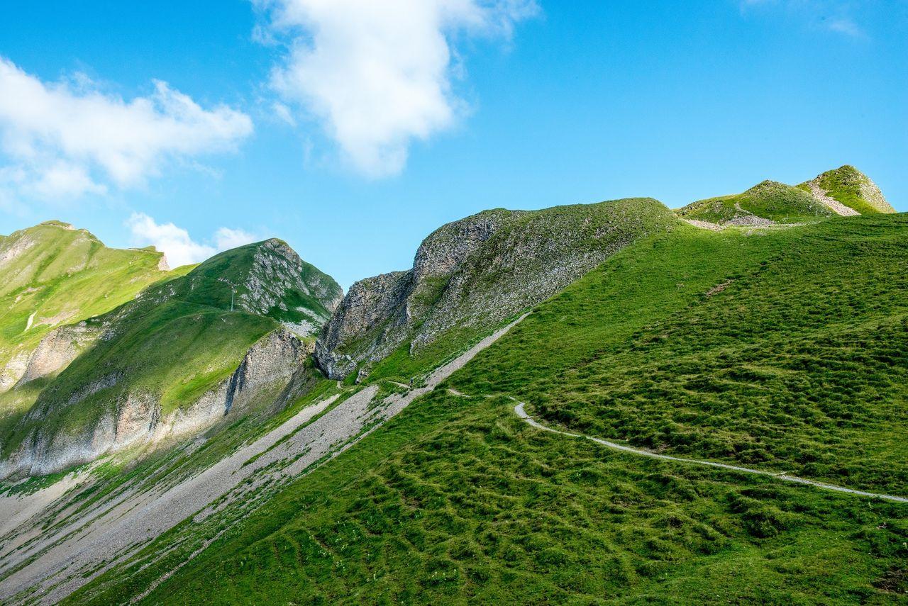 Brienzer Rothorn ibex trek 2nd stage