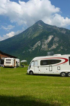 Camping Ebnet Ennetmoos