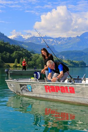 Fishingparadise Lungern