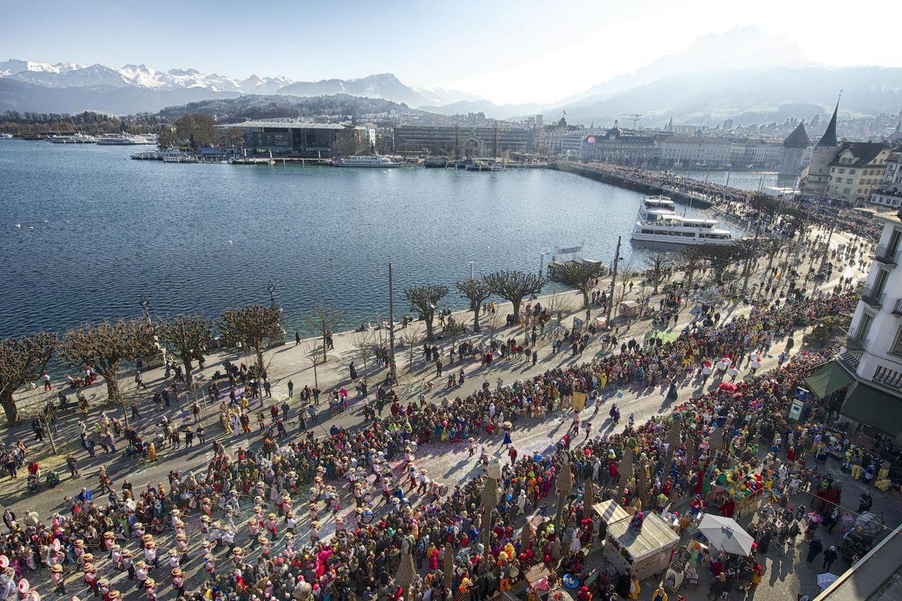 Lucerne carnival programme