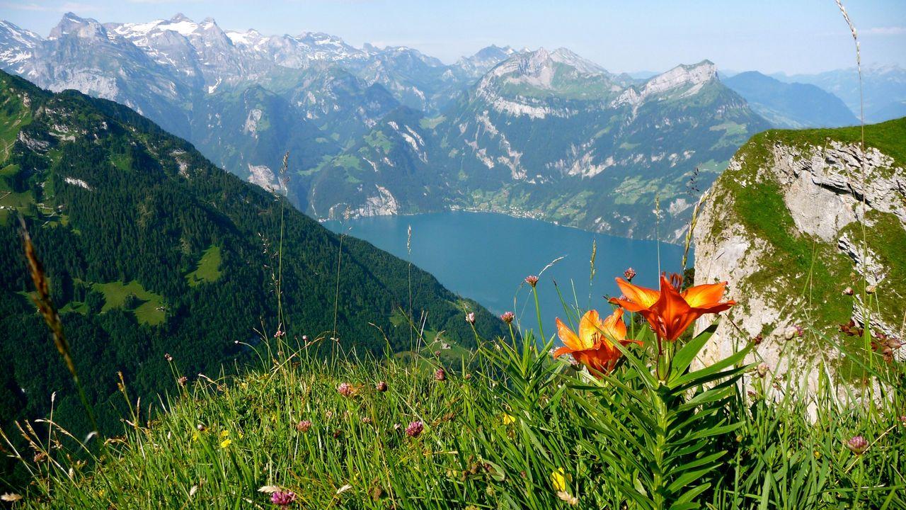 Etappe: Gratwanderweg Stoos | Schwyzer Tal- & Gipfeltour