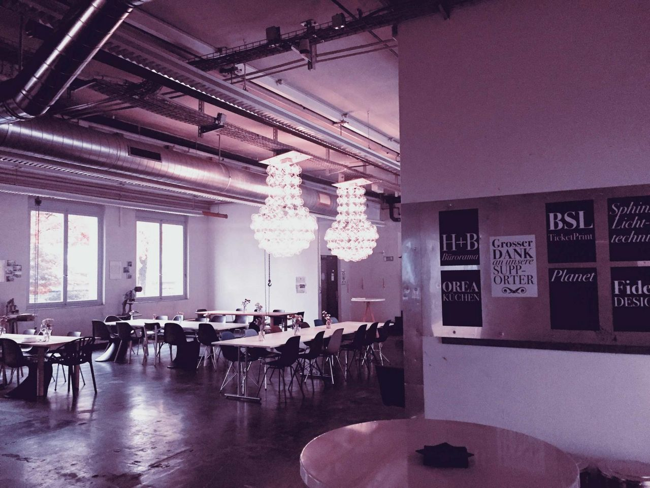 Bodoni Event and Creative Factory Lucerne