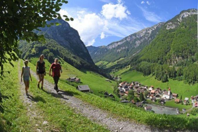 Via Urschweiz, 2. Etappe