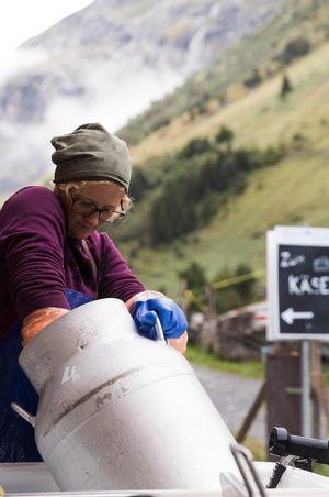 Alpkäse-Trail