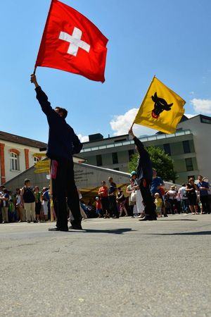 Swiss National Day Events