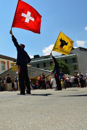 Fête nationale 1er août événements