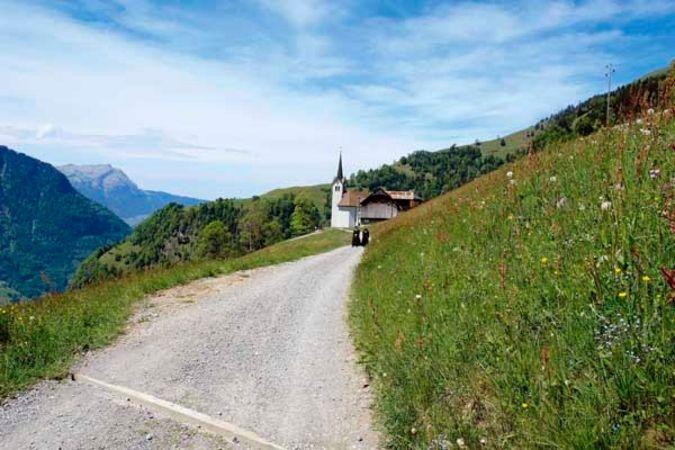 Nidwaldner Höhenweg: Etappe 4
