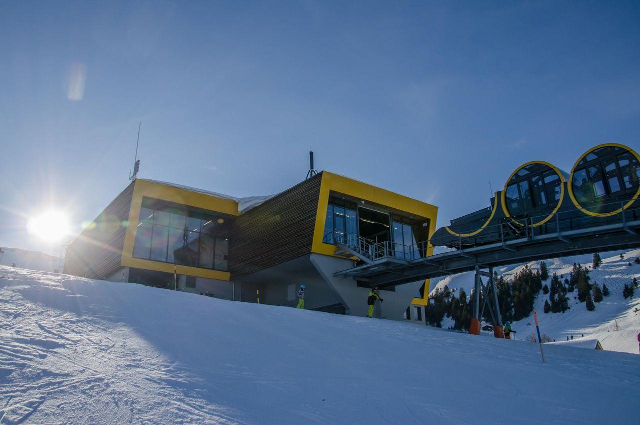 Steilste Standseilbahn der Welt