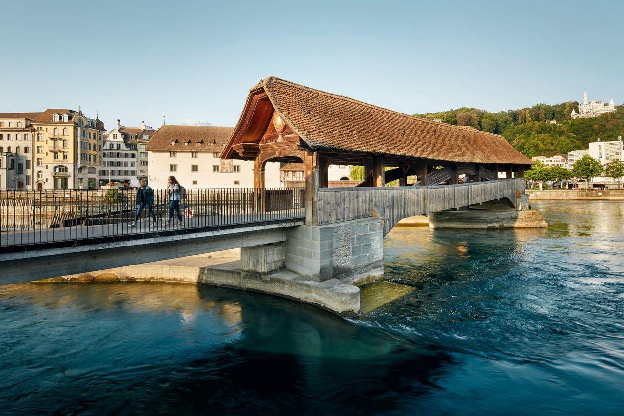 Le Pont des Moulins