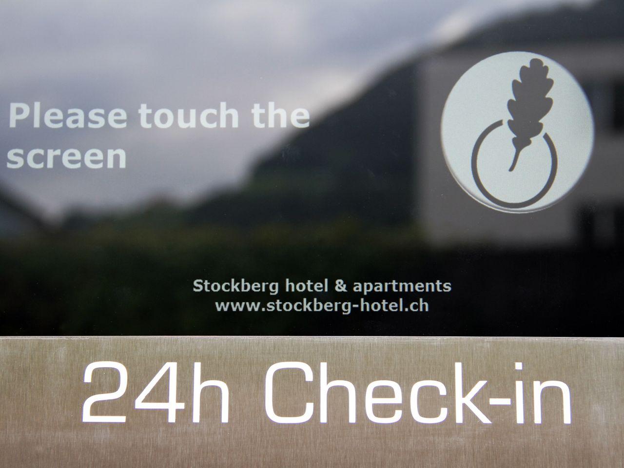 Stockberg hotel & apartments - Siebnen