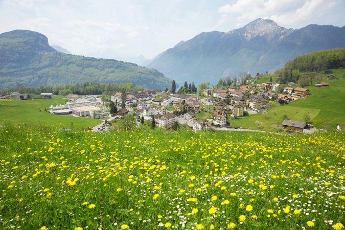 Etappe: Stoos - Morschach | Schwyzer Tal- & Gipfeltour