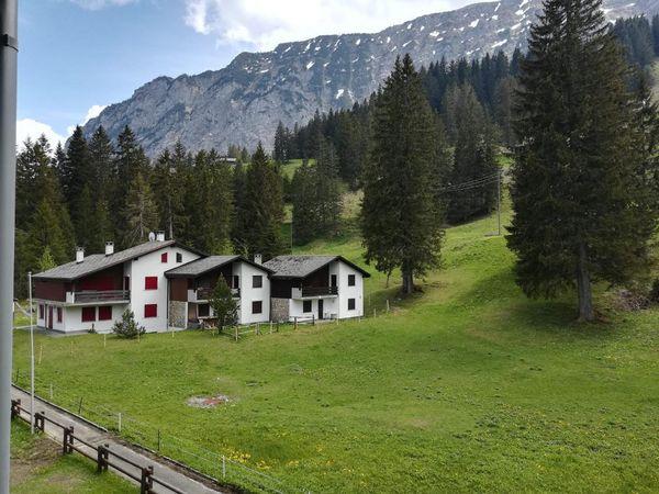 2-Zimmerwohnung Mörlialp im Wander- und Skigebiet