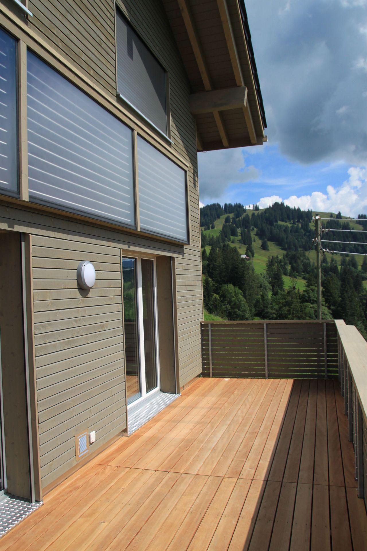 Clubhaus Müsliweid - Schwyz-Ibergeregg