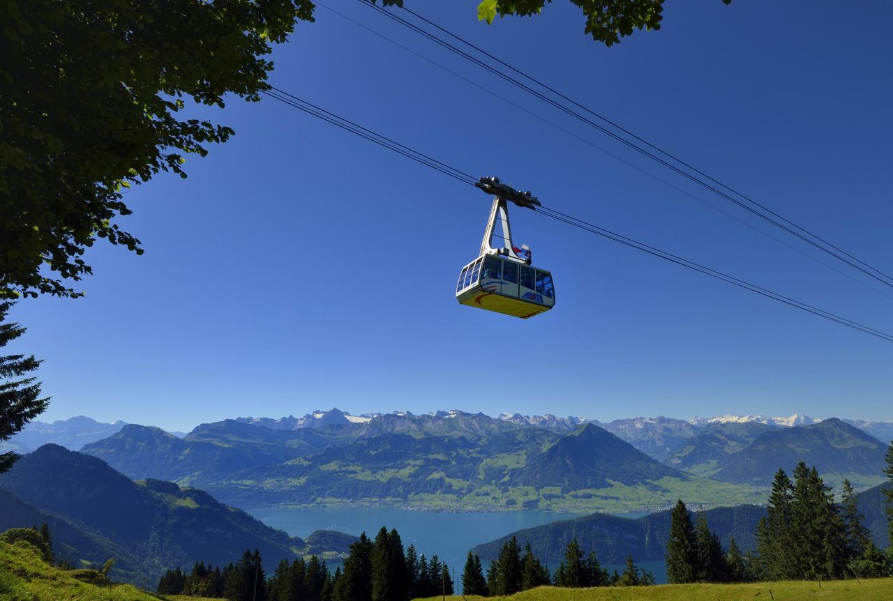 Majestic moments on the Rigi