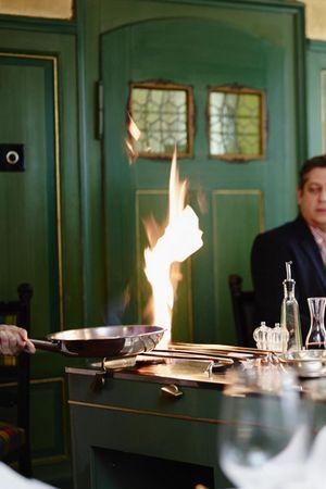Restaurant Sauvage