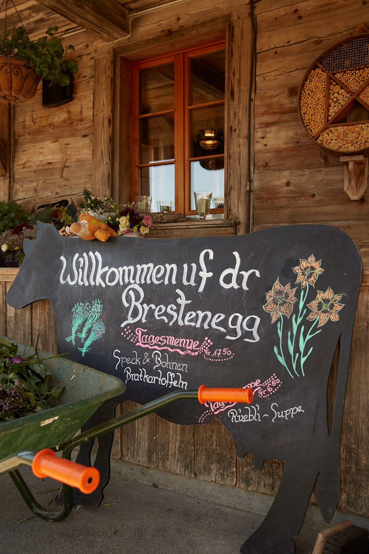 Brestenegg-Alp