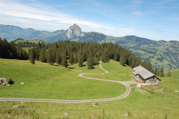 WanderWunder Schwyz: von Riemenstalden zum Stoos