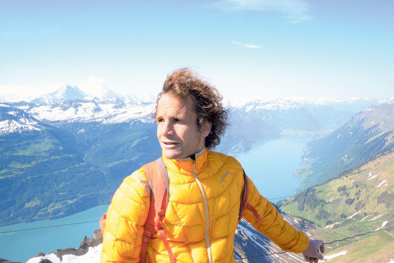Roger Schäli - Die Berge immer im Blick