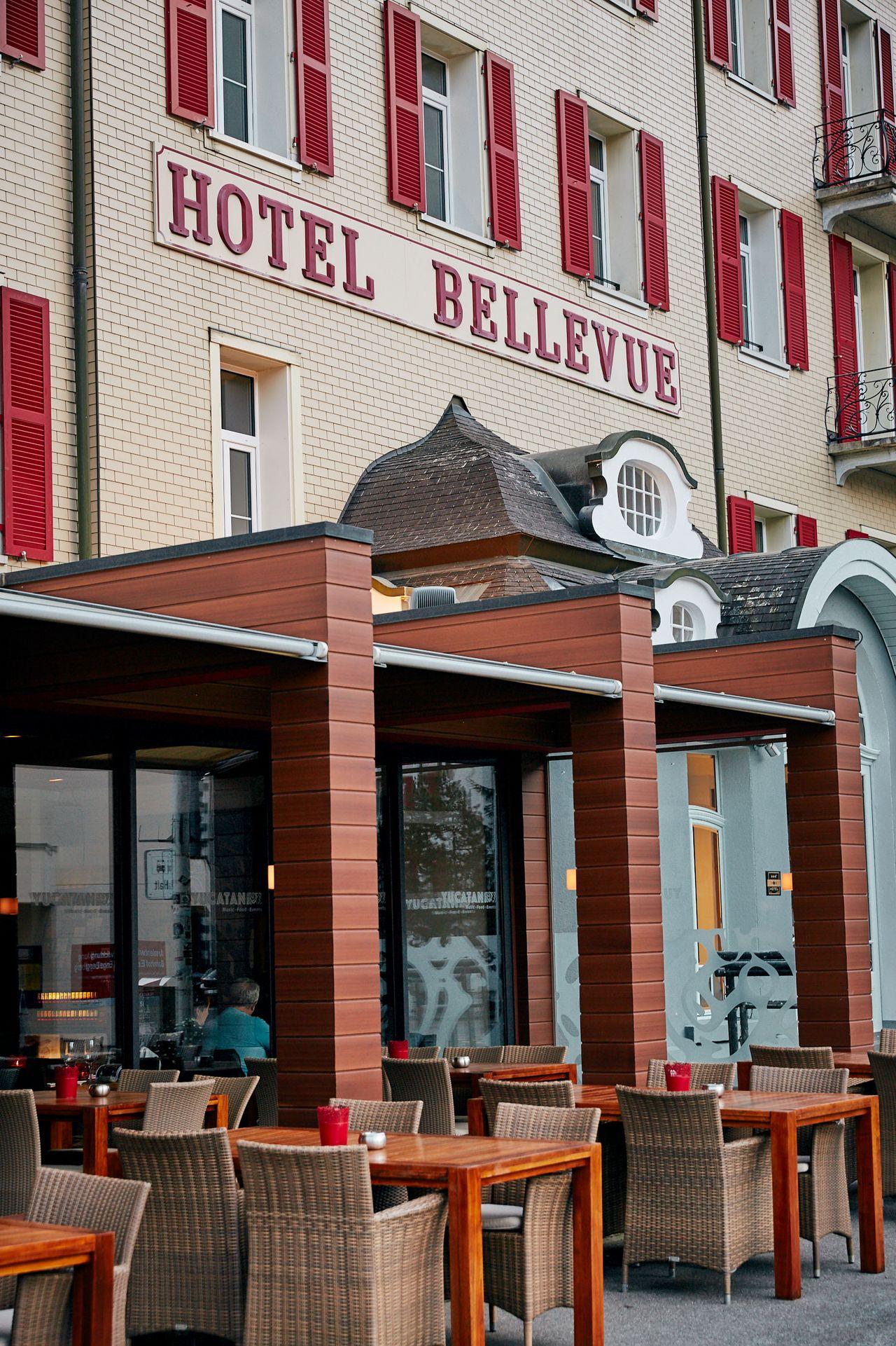 Bellevue-Terminus Engelberg