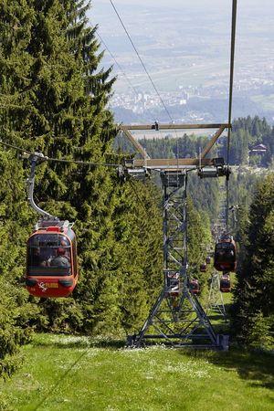 Panorama Gondolas Pilatus