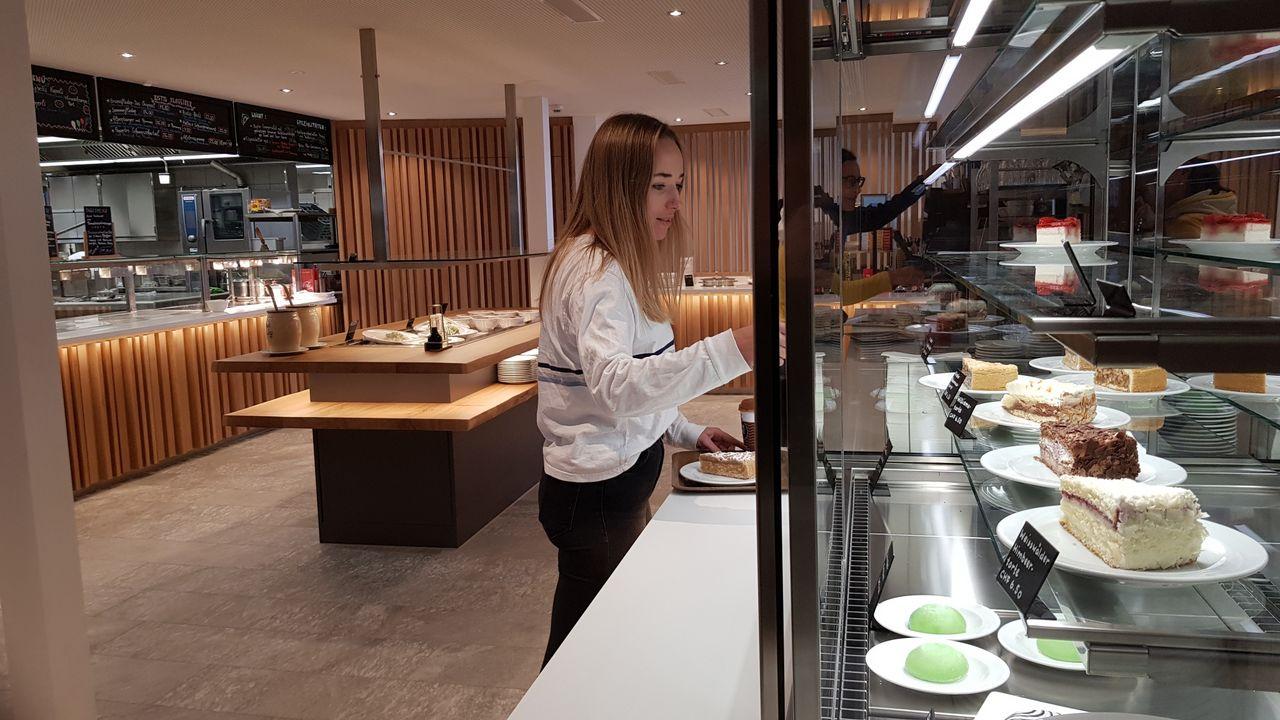 Berglodge Restaurant Ristis