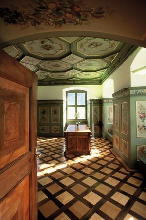 Grafenort – encounters in the historic manor house
