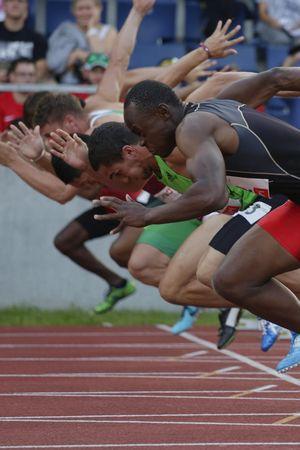 Spitzen Leichtathletik