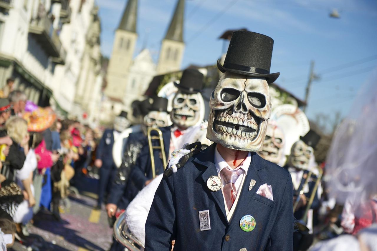 Lucerne Carnival