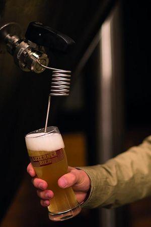 Brauereibesichtigung bei Luzerner Bier
