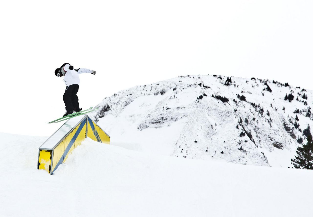 Shredisfaction Snowpark Stoos