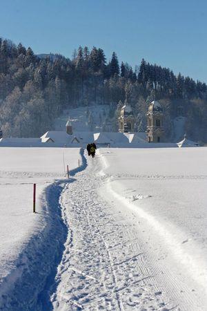 Einsiedeln-Schwedentritt-Sihlsee