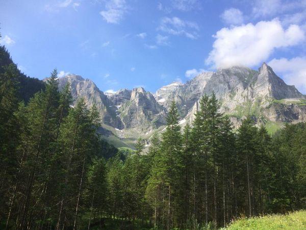 Alpenkranz 2. Etappe: Gitschenen – St. Jakob - Biwaldalp