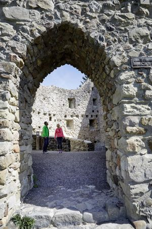 Kulturabenteuer Seetal - Ruine Nünegg, Lieli