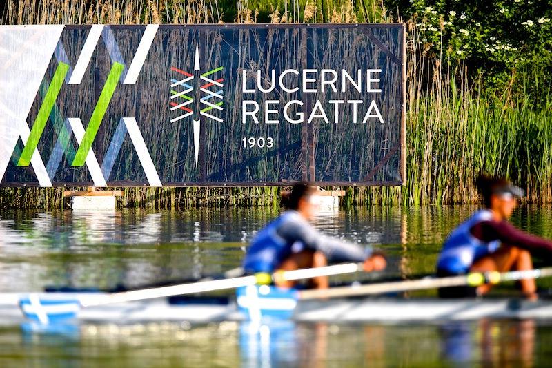 Lucerne Regatta Ruder-Europameisterschaften