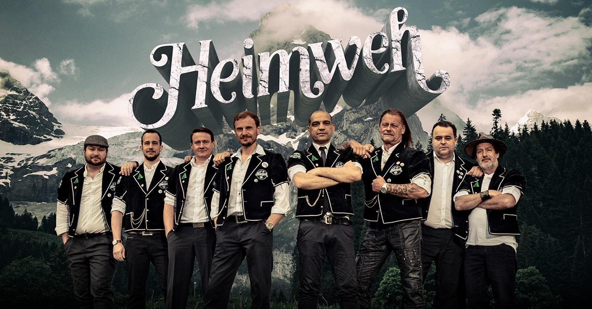 DAS ZELT: Heimweh