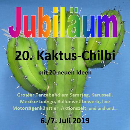 Kaktus-Chilbi